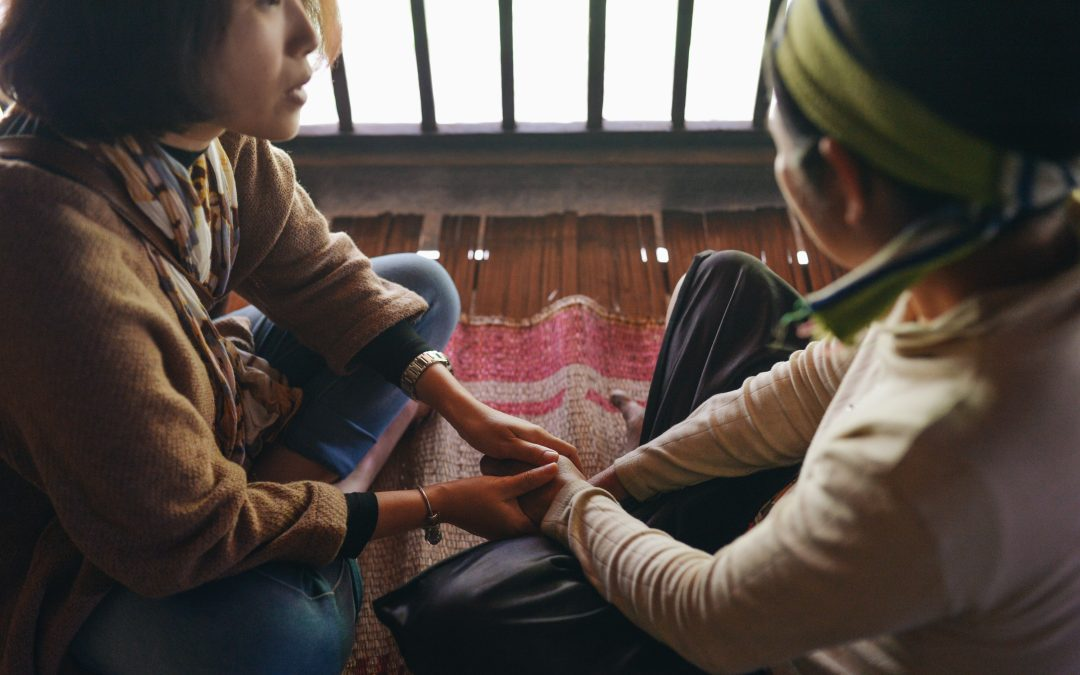 Survivor Of Sex Trafficking Finds Support Just In Time